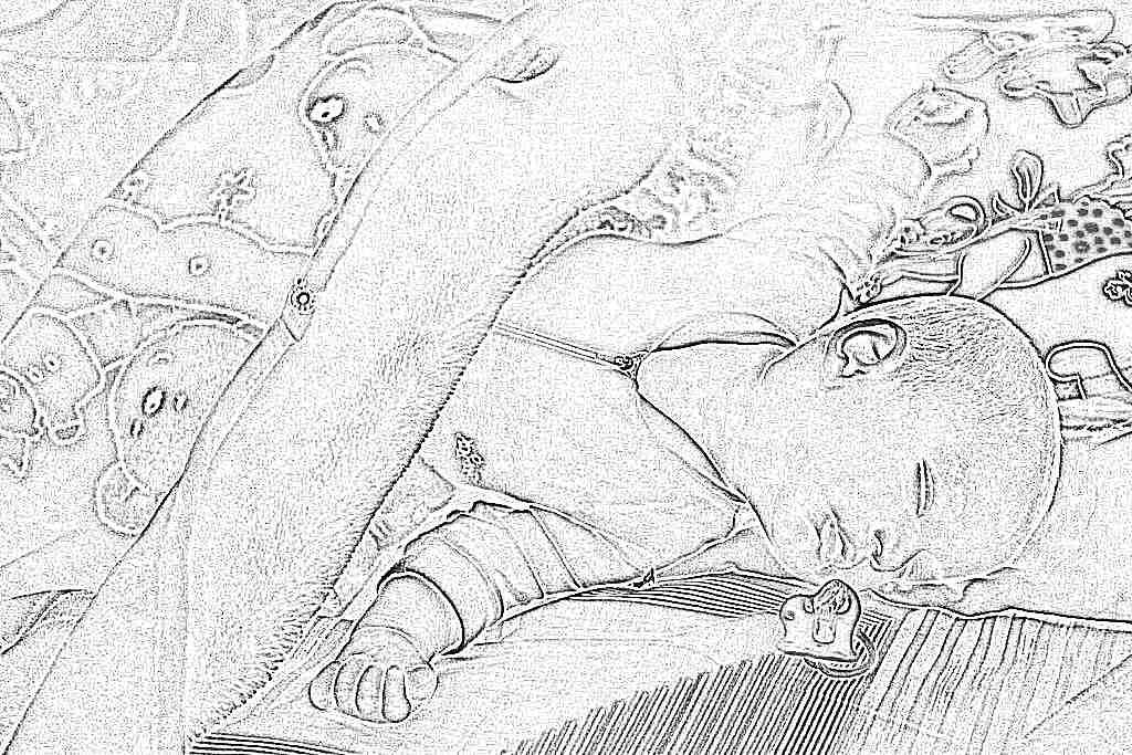 Можно ли новорожденному засыпать с пустышкой