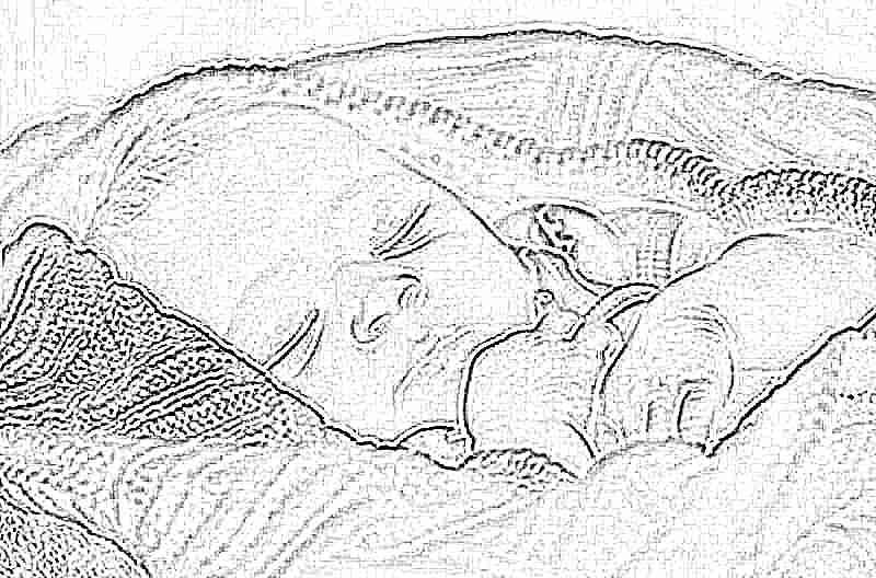 Что делать если младенец перепутал ночь с днем