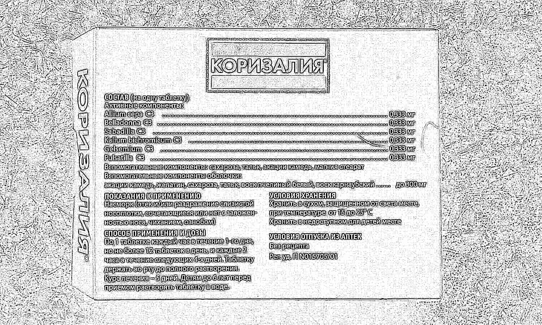 таблетки против аллергии на коже список