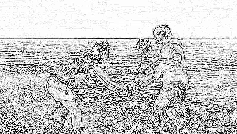 Куда поехать с детьми на море на новый год