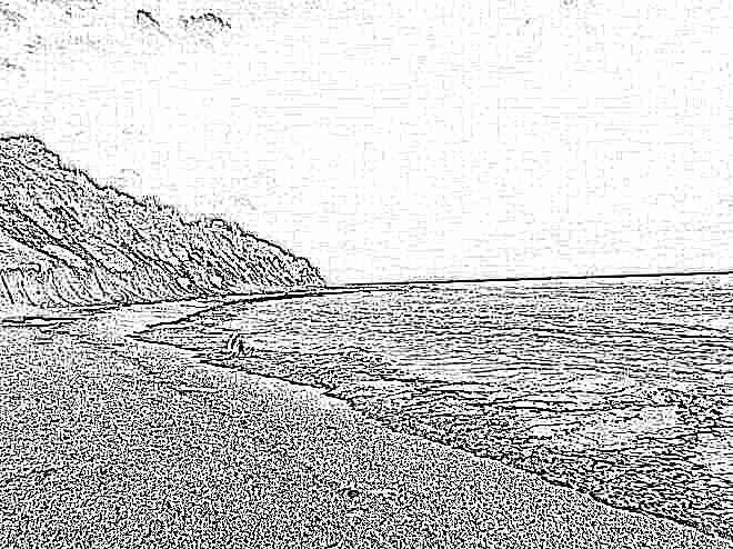 геленджик поселка пляжа голубая и фото бухта
