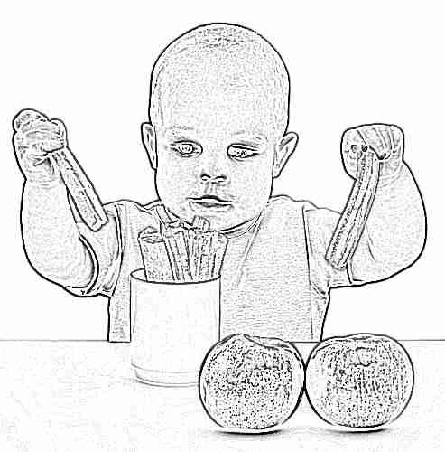 Низкий гемоглобин при нормальном ферритине у ребенка