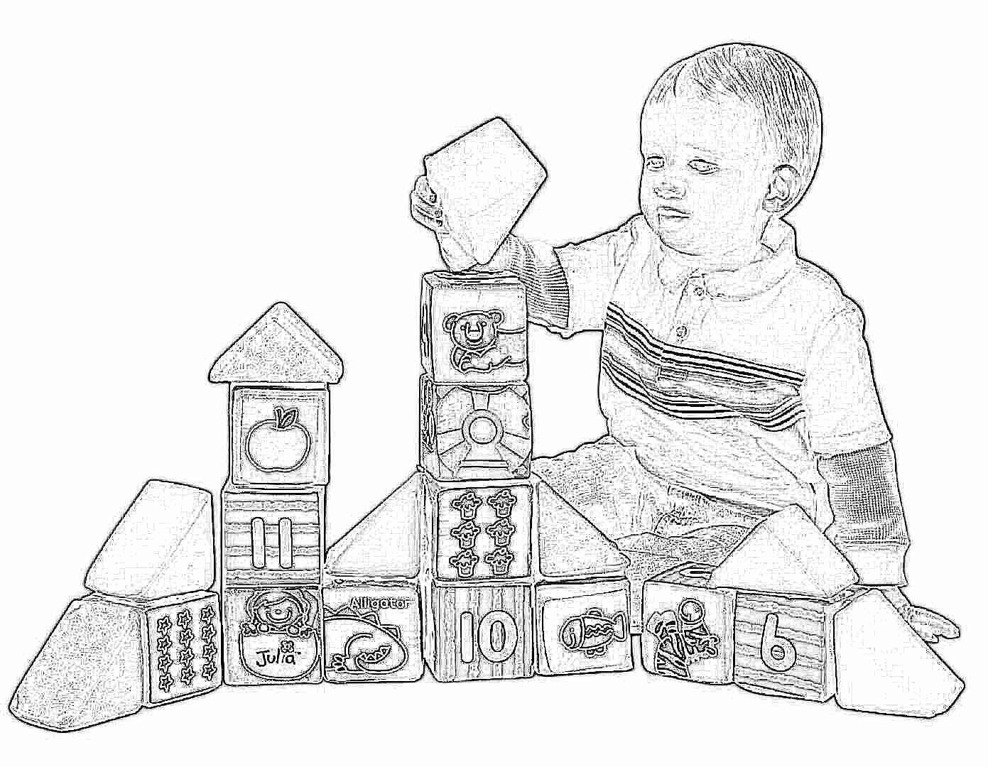 Сенсорные развивающие игрушки