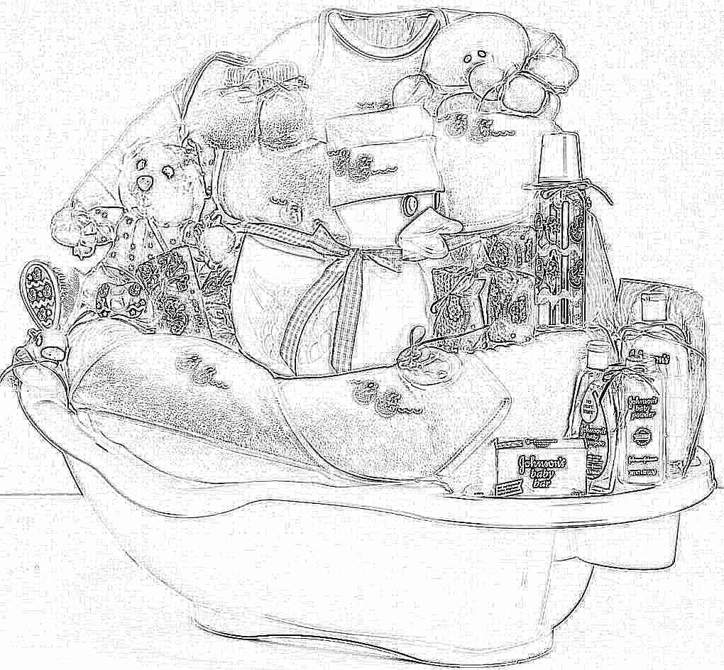 Подарок младенцу на рождение ребенка