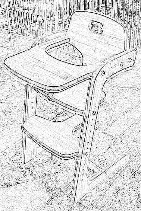Своими руками стульчик для ребенка фото 721