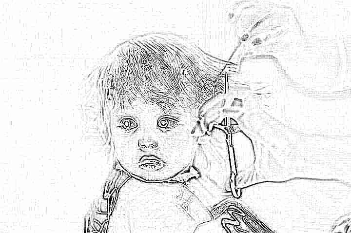 Куда девать волосы после стрижки у ребенка 123