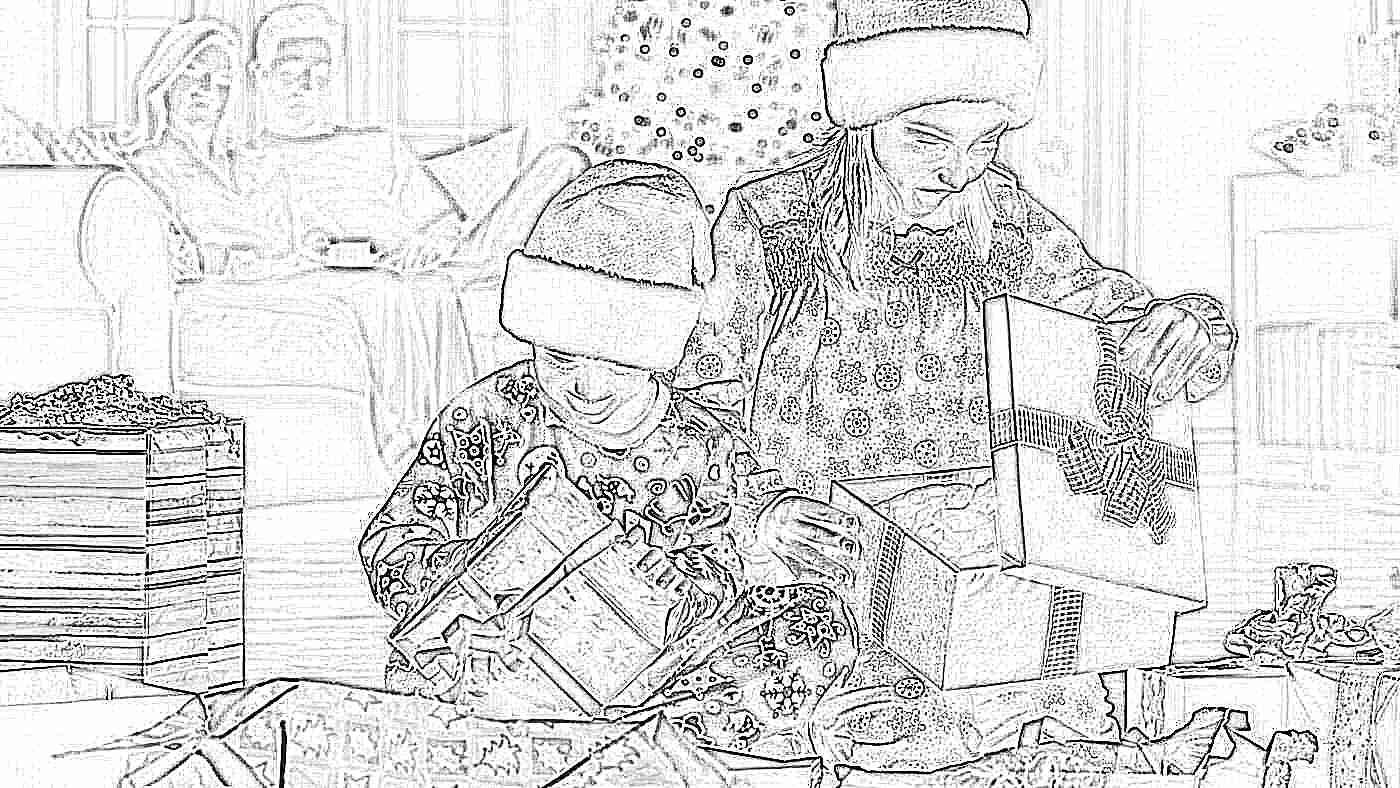 Вяжем новогодние подарки - 5 идей на пару вечеров