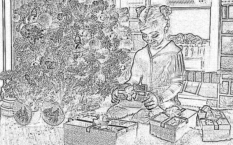 2014 год подарки
