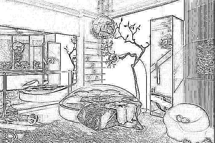 Спальня дизайн для подростков