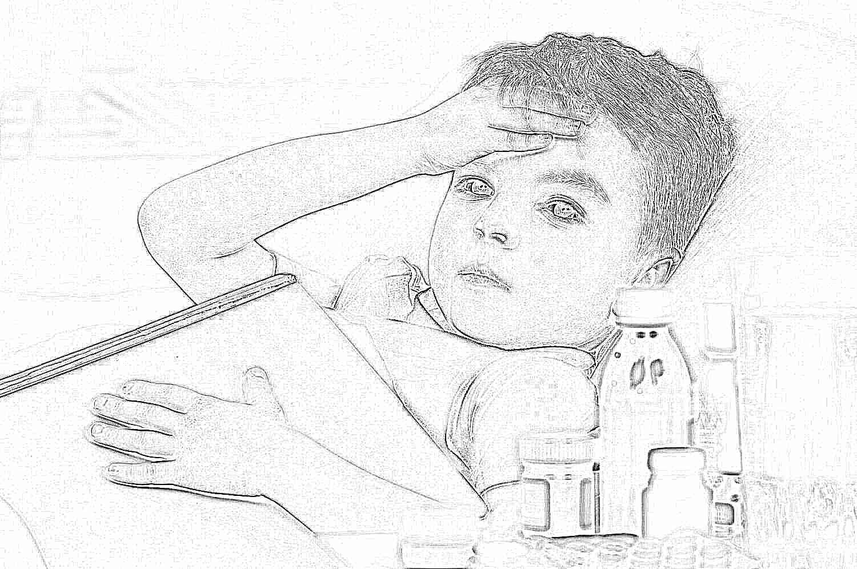 Бронхит у детей - симптомы и лечение обструктивного бронхита у ребенка