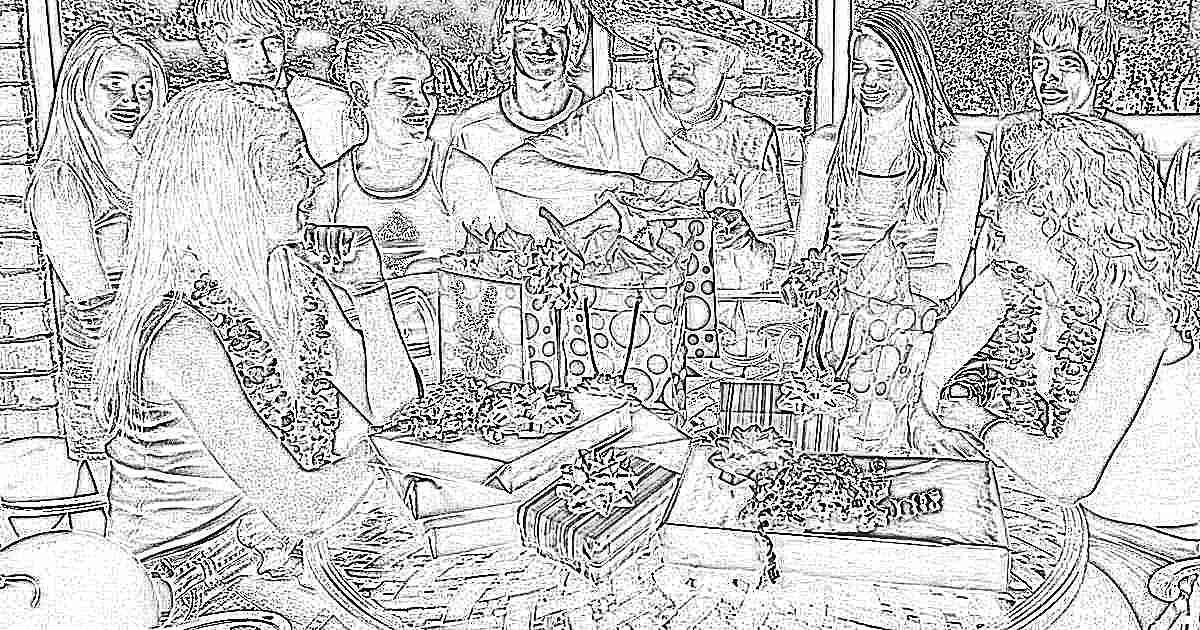 Конкурсы для дня рождения 18 лет