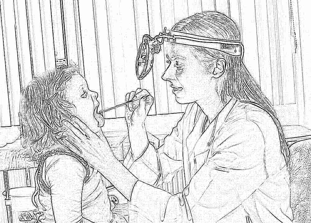Доктор Е.О. Комаровский – увеличены миндалины у ребенка – лечение гланд 2019