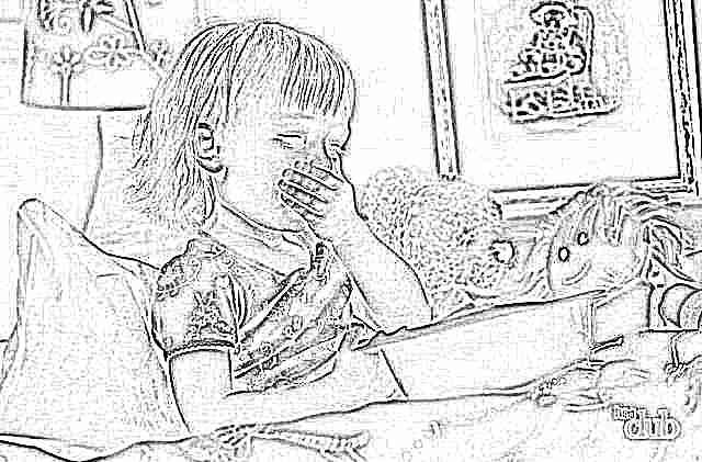 Тошнота у ребенка без температуры и поноса что делать 74