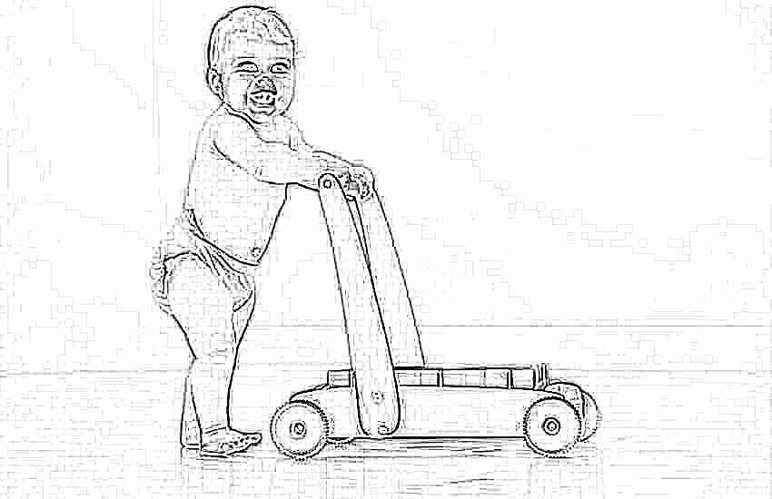 Что делать если ребенок ходит одной ногой