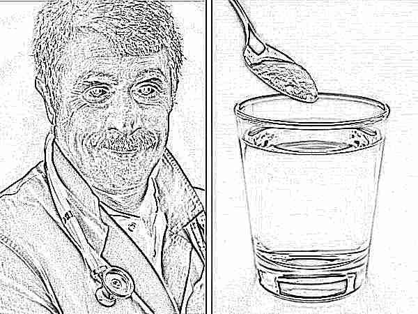 Как приготовить соляной раствор для полоскания носа