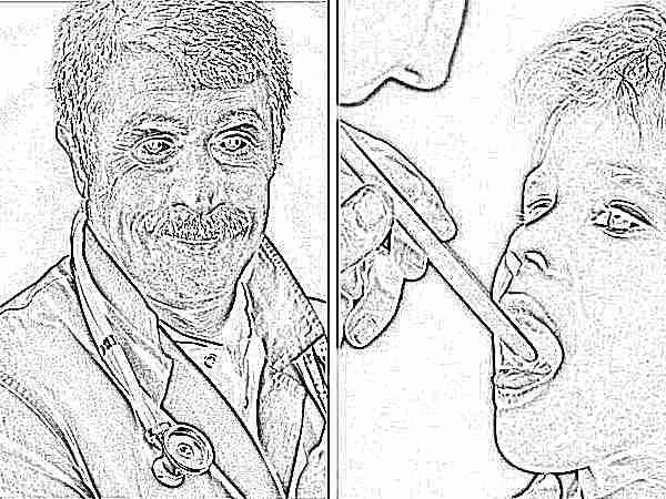 Антибиотики при красном горле