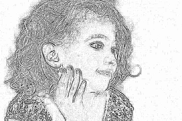 Опасно ли прокалывать уши ребенку