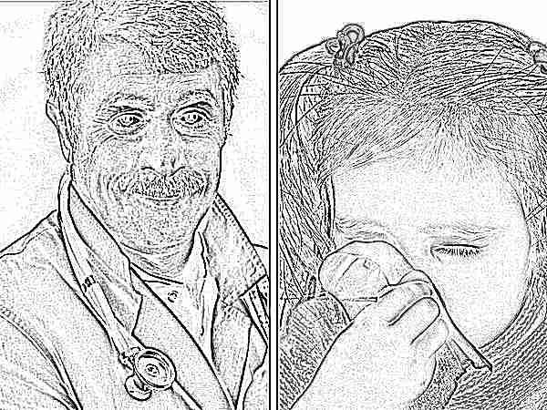 Заложенность носа у ребенка без соплей: закладывает и нет насморка у грудничков и новорожденных, Комаровский