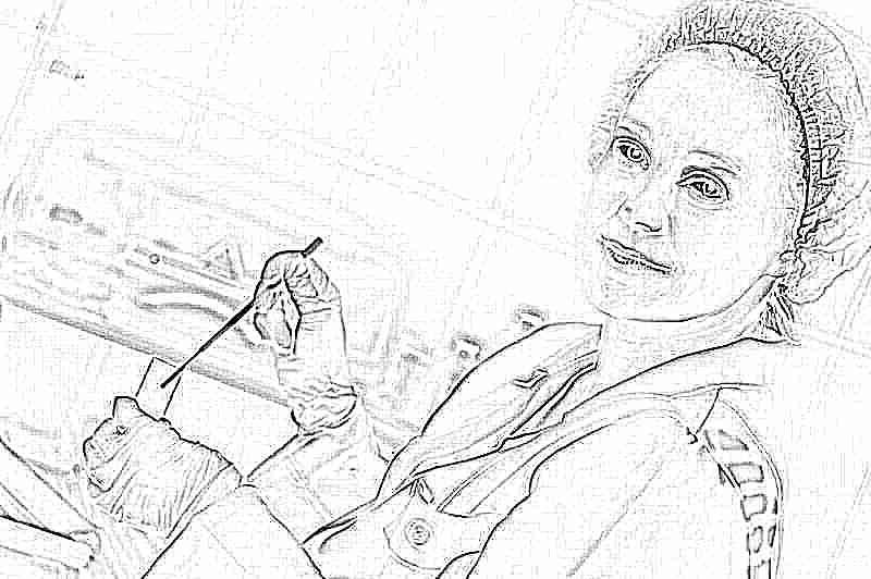 Исследование соскоба на энтеробиоз в лаборатории KDL.