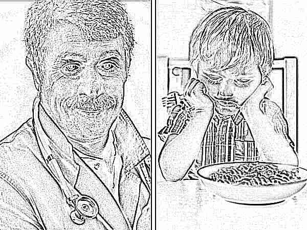 Как годовалого ребенка заставить кушать