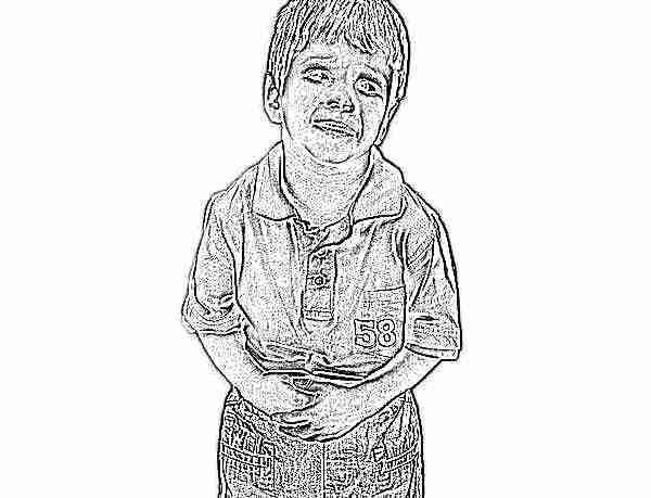 Холецистит у детей: симптомы и лечение