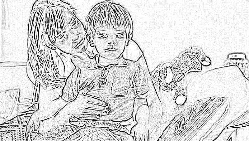 Почему у ребенка постоянно отрыжка