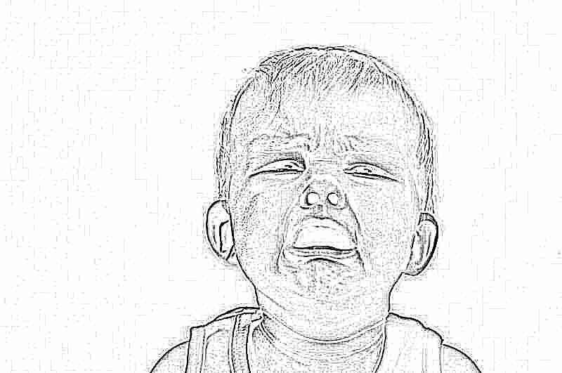 Что надо делать если ребенок плачет
