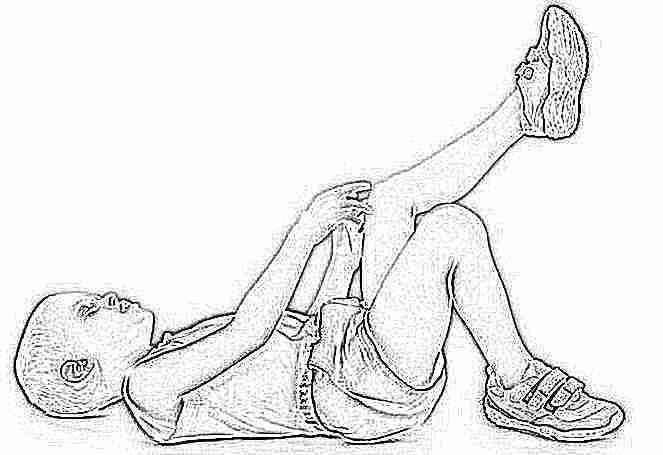 У грудничка и ребенка хрустят суставы: почему щелкают суставы на ногах у новорожденного и грудного ребенка