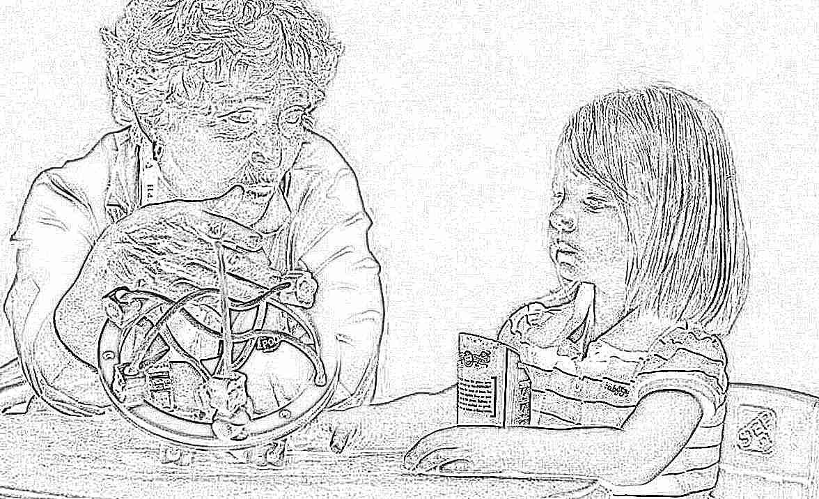 Фото детей с умеренной умственной отсталостью