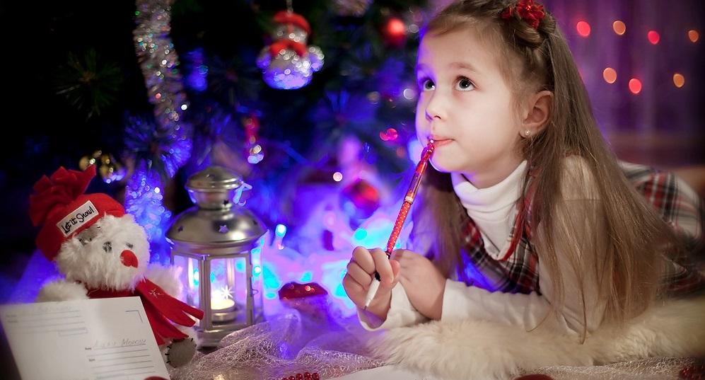Новогодний подарок детям до скольки лет 1