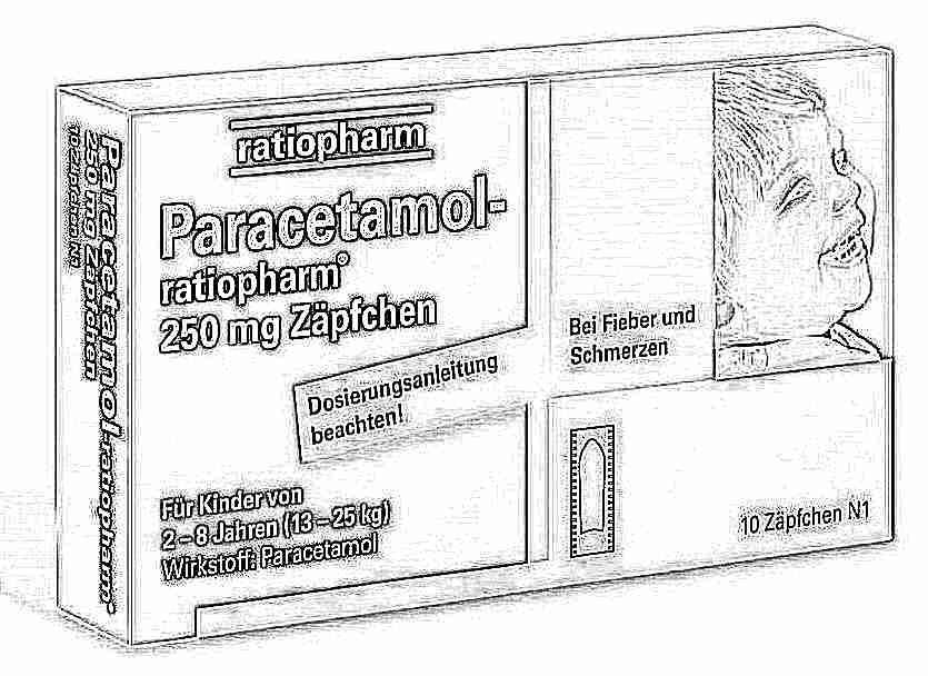 Детский панадол свечи ректальные для детей 250 мг, 10 шт. Цена в.