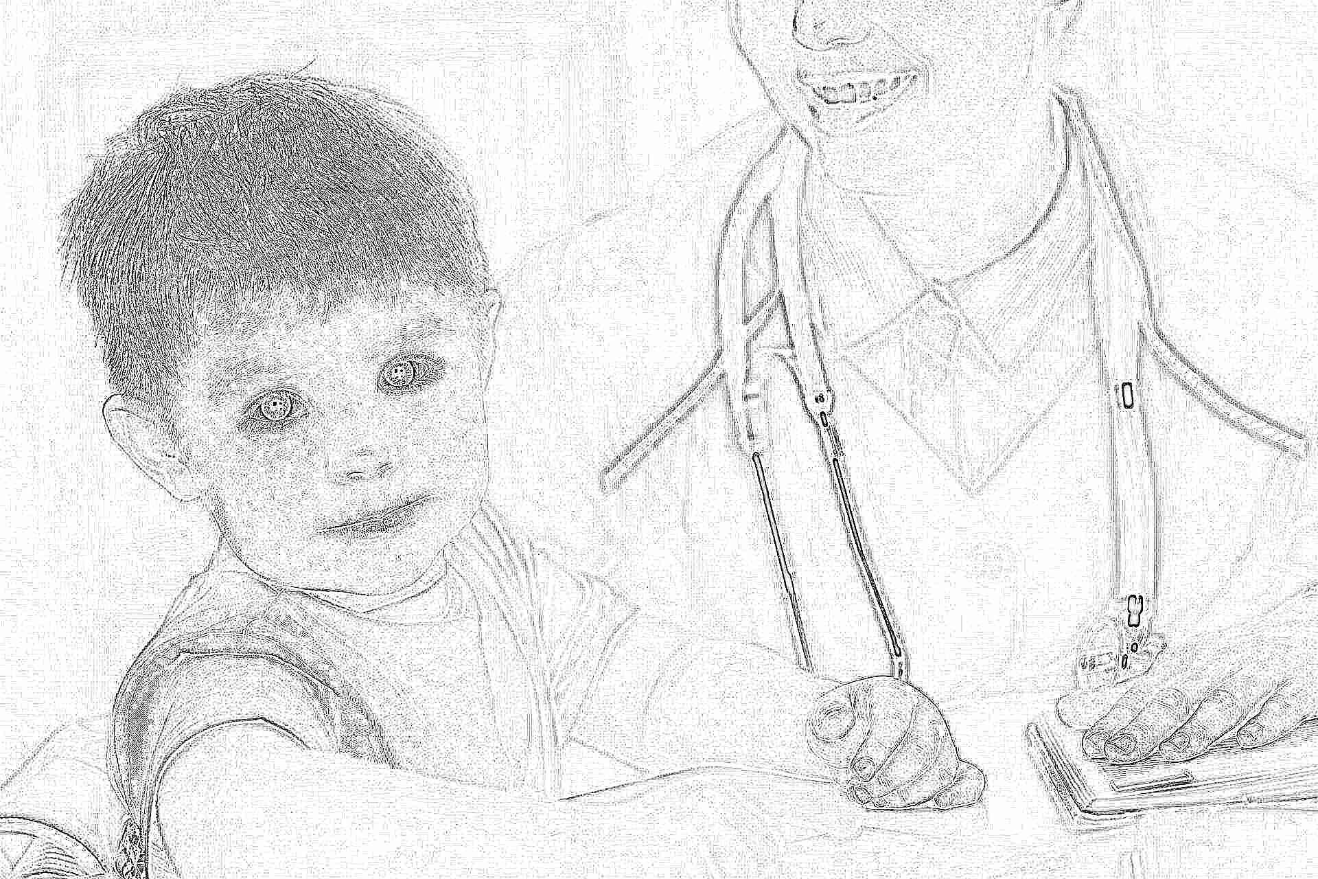 Врачи лечат детей фото