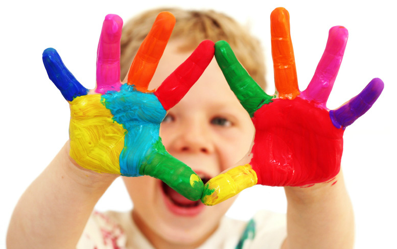Как сделать пальчиковые краски в домашних условиях фото 710