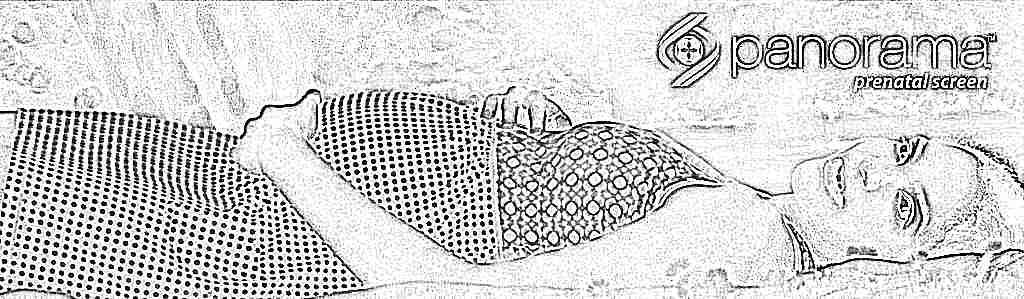 Тест панорама для беременных цена 9