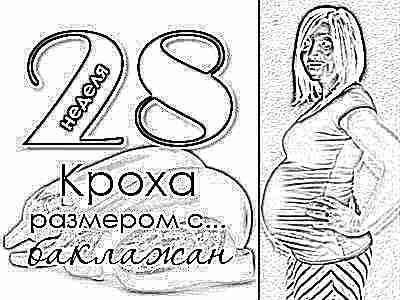 Секс 28 недель беременности видео