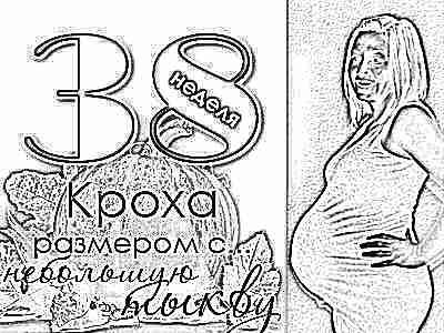 Повышенная сексуальность на 38 недели беременности