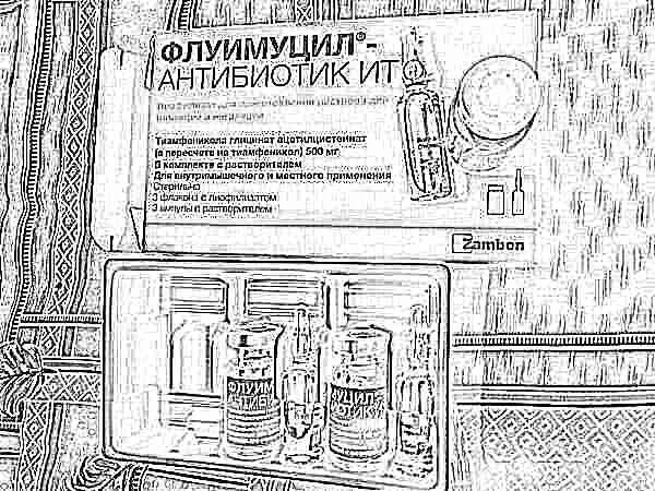 флуимуцил-антибиотик ит для ингаляций дозировка детям