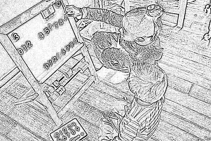 Основы счёта для детей через игру