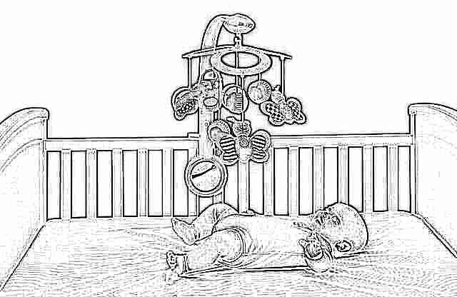 Как выбрать мобиль на кроватку для новорожденного