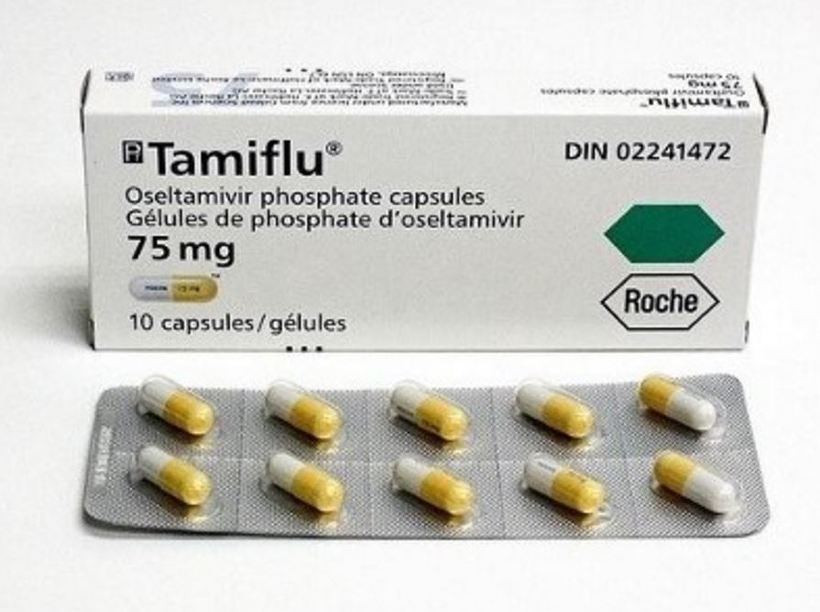 Тамифлю таблетки инструкция