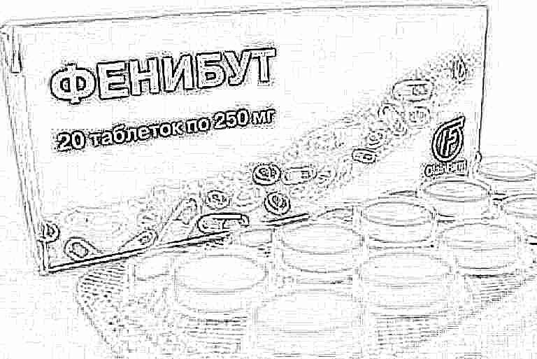 Фенибут для детей 💊: инструкция по применению до года и от 3 лет, побочные эффекты и дозировка