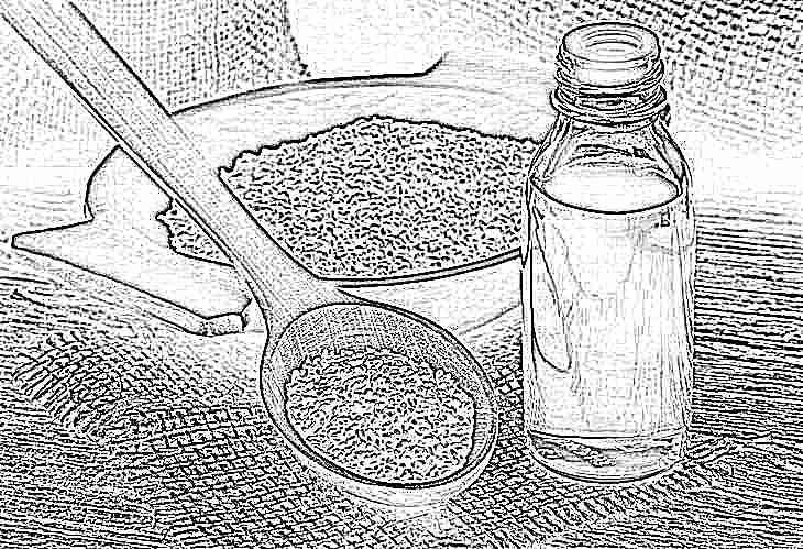 Масло черного тмина при простуде и насморке. Дозировка масла черного тмина при различных заболеваниях
