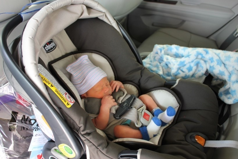 Автокресло для 2 месячного ребенка фото