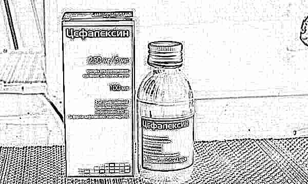Цефалексин сироп инструкция по применению