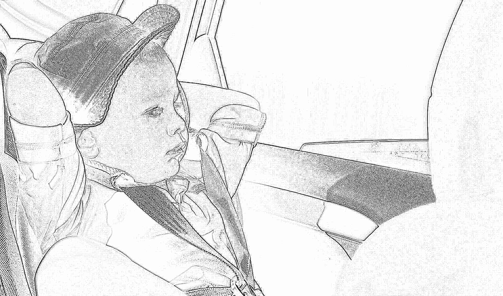Правила перевозки детей в автомобиле по ПДД в 2018 году