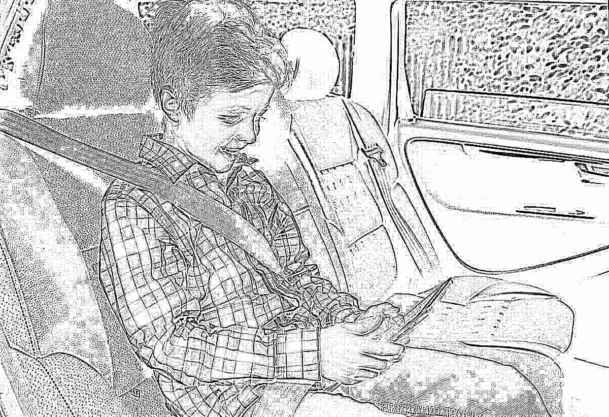 С какого возраста дети ездят без кресла