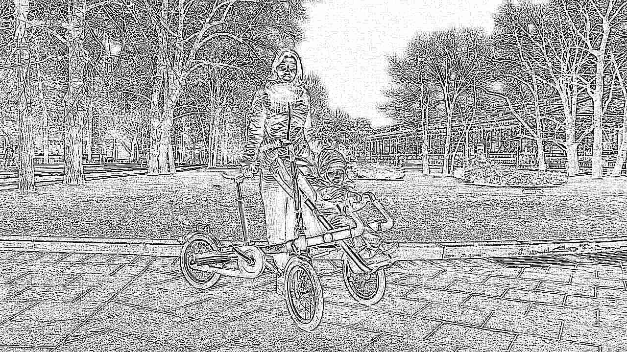 Польза велосипедных прогулок: худеем с удовольствием
