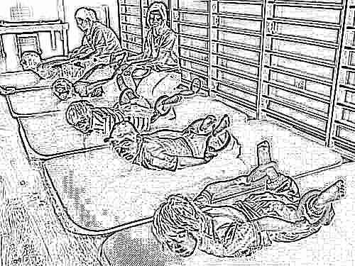 ЛФК для детей - занятия с инструктором в Москве по доступным ценам