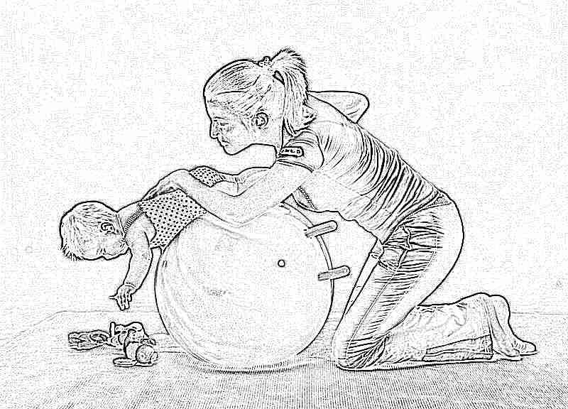 Гимнастика для роста ребенка мила нова киев