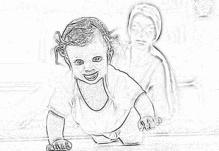 В каком возрасте ребенок начинает ползать комаровский. Как научить малыша ходить, ползать и сидеть правильно